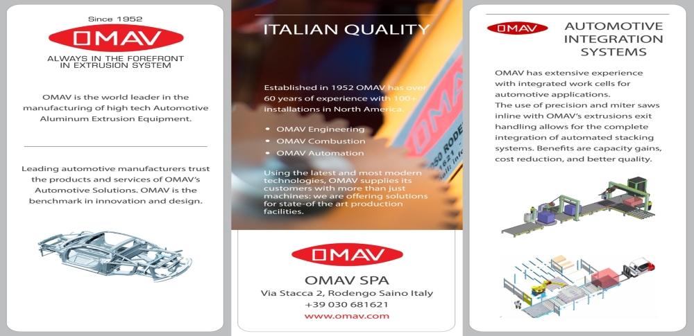 OMAV ITALIAN QUALITYOK