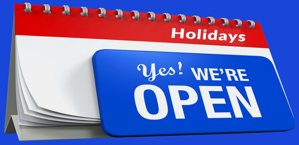 open-holidays
